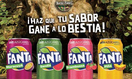 Fanta lanza cuatro nuevos sabores en España de edición limitada y sin azúcares añadidos: Maracuyá, Frambuesa, Piña y Sandía