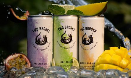 Two Brooks lanza su Hard Seltzer para millenials