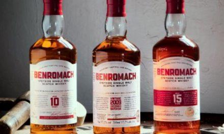 Benromach presenta su nueva imagen
