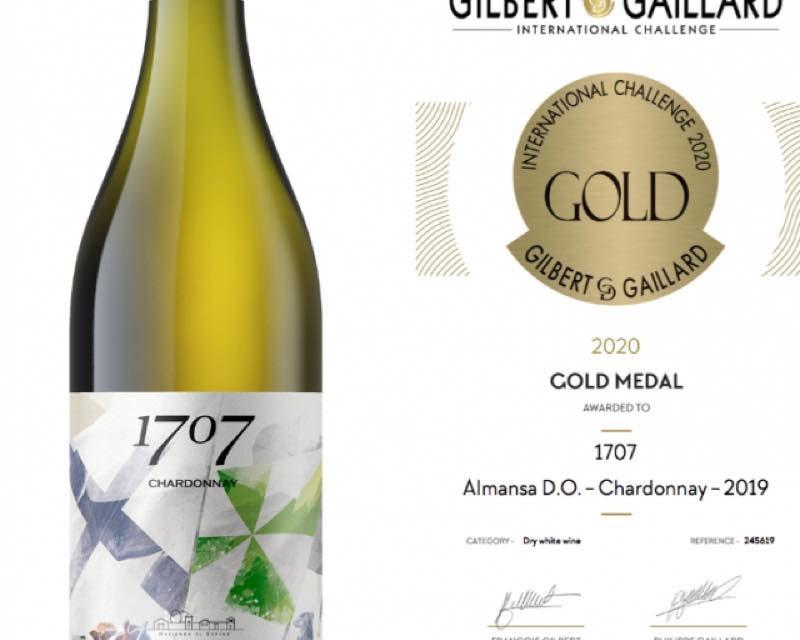 Bodegas Hacienda El Espino recibe 8 premios por la prestigiosa guía francesa Gilber&Gaillard 2020