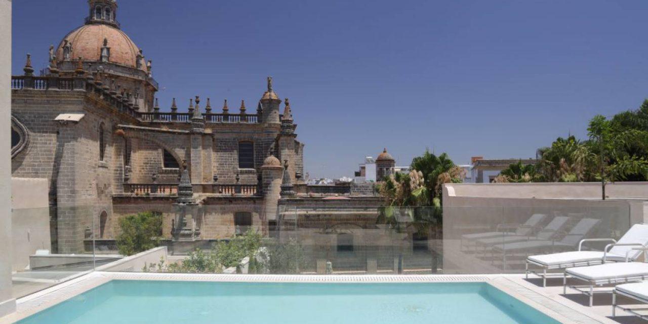 Hotel Bodega Tío Pepe, primer Sherry Hotel del mundo