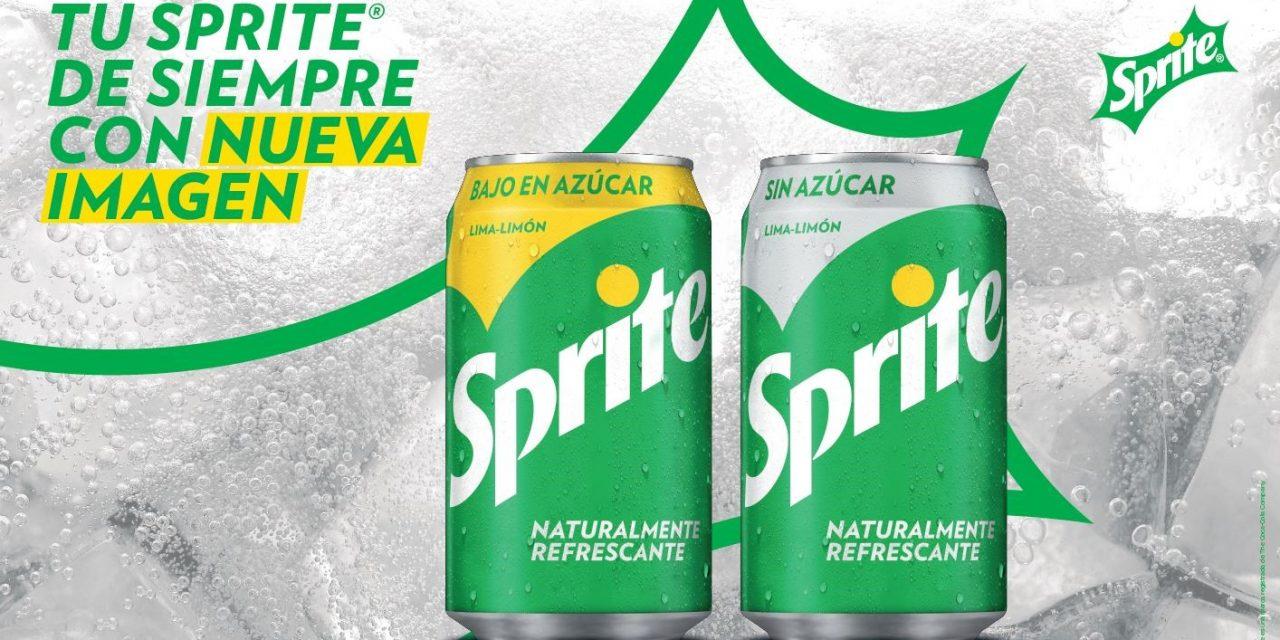 Sprite refresca su imagen y la hace más impactante de cara al verano
