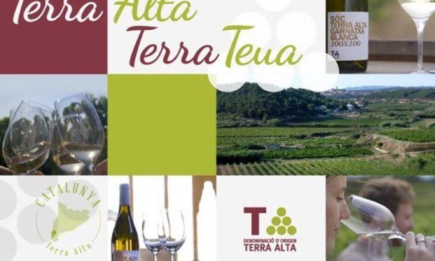 La DO Terra Alta presenta 'Terra Alta, Terra Teua', campaña que invita a disfrutar de la comarca