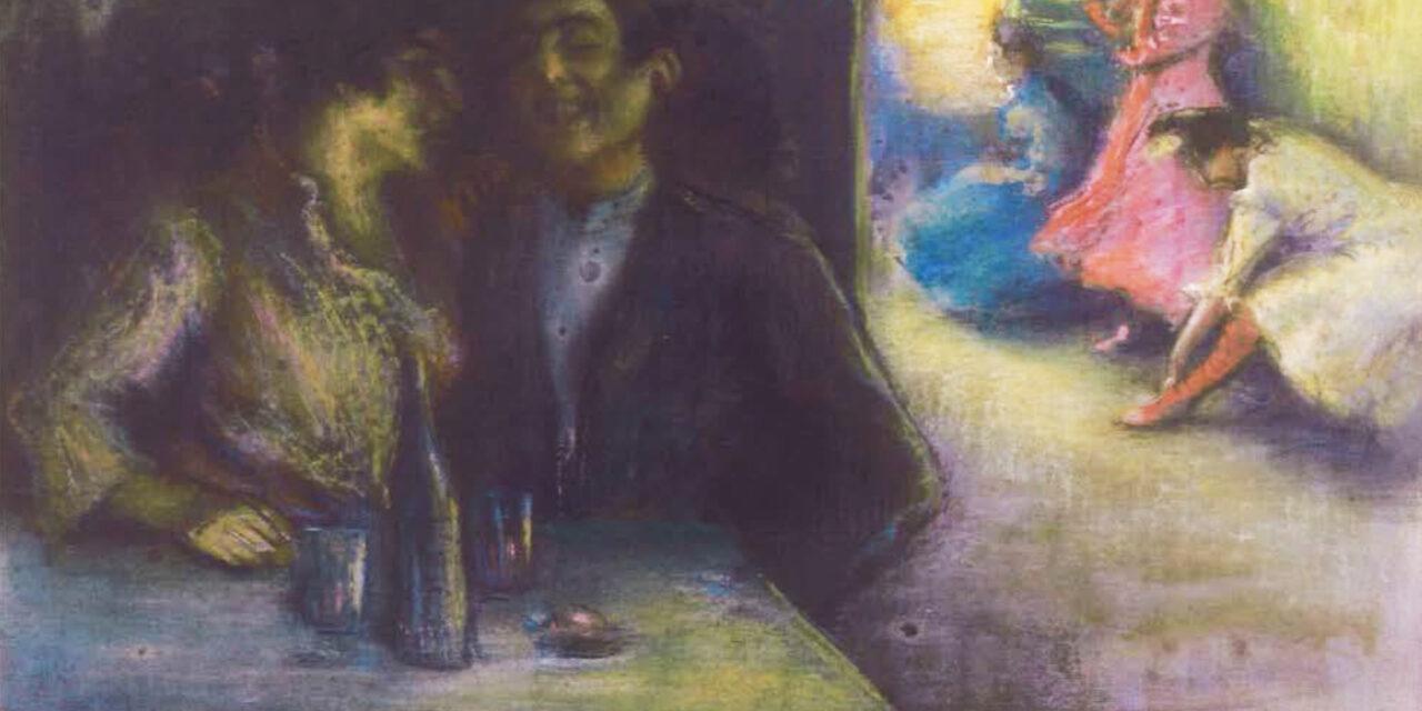 """""""Taberna"""" (1903), de Ricard Canals"""