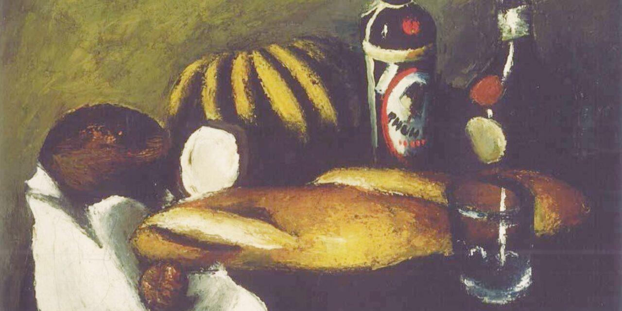 """""""Bodegón del pan"""" (1934), de Miquel Villà"""