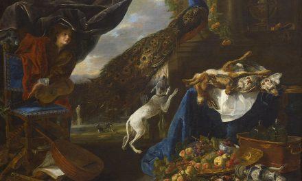 """""""Bodegón con un niño"""" (1661), de Jan Erasmus Quellinus"""