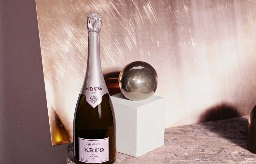 Maison Krug presenta Krug Grande Cuvée 168ème Édition y Krug Rosé 24ème Édition