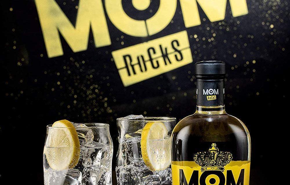 MOM, la ginebra más transgresora, amplía su gama con el lanzamiento de MOM Rocks
