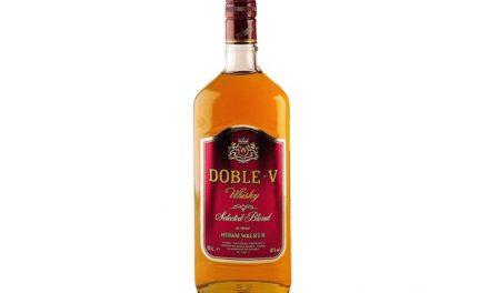 Osborne adquiere Doble V, marca de whisky español