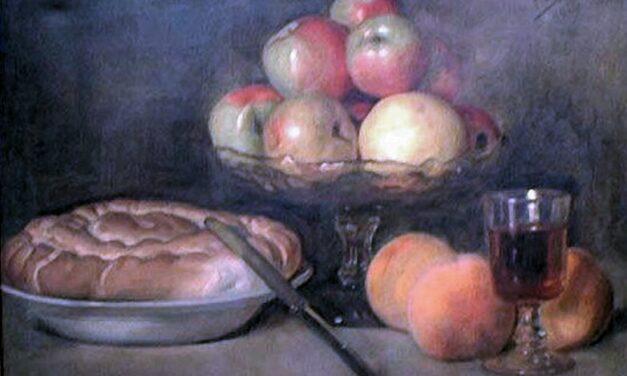 """""""Bodegón"""" (1902), de Pablo Puchol"""