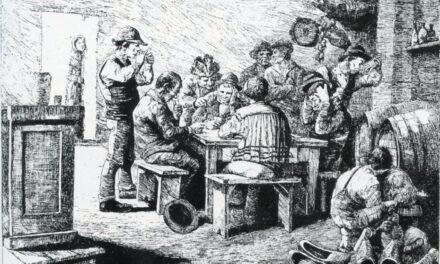 """""""Escena de taberna"""" (1883), de Victoriano Polanco"""