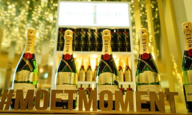 Moët & Chandon lanzará 'Cancún 50', una botella de champagne inspirada en Cancún