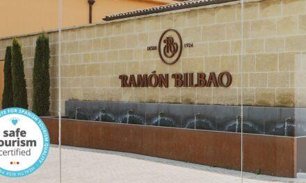 Ramón Bilbao obtienen el certificado Safe Tourism otorgado por el Instituto de Calidad Turística del Ministerio de Turismo