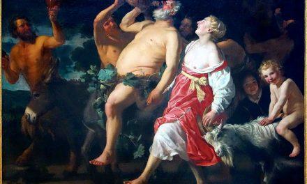 """""""Triunfo de Sileno"""" (1623-1630), de Gerrit van Honthorst"""
