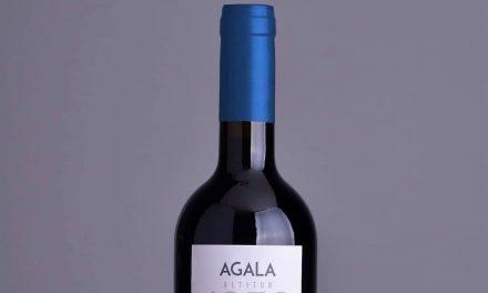 Agala Tinto Joven, un vino con altitud 1050