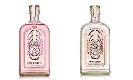 58 Gin añade dos nuevos sabores: 58 English Berry Gin y 58 Apple and Hibiscus Gin