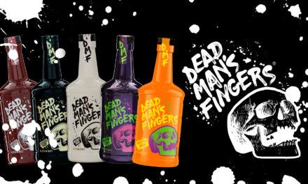 Dead Man's Fingers lanza cuatro nuevos rones