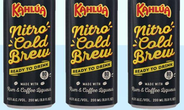 Kahlúa lanza Nitro Cold Brew RTD