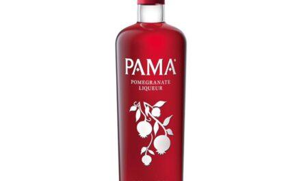 Pama Pomegranate Liqueur presenta un nuevo diseño