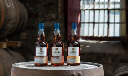 Glen Moray revela The Glen Moray Distillery Edition 2020 trio