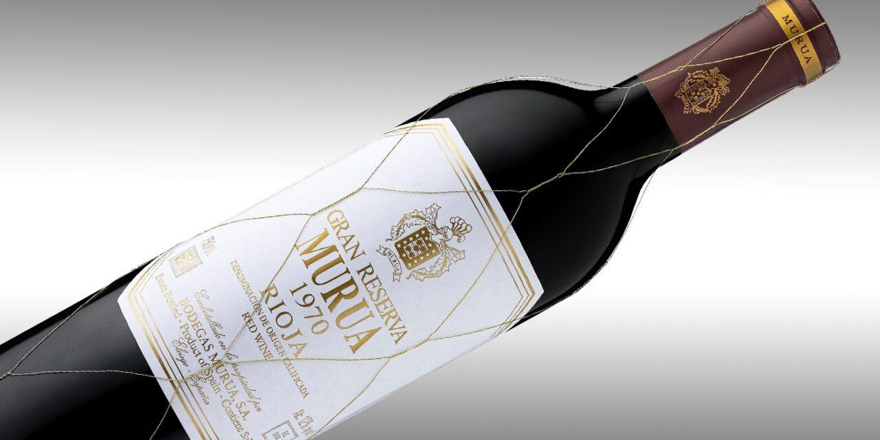 Bodegas Murua recupera Gran Reserva 1970: 3.500 botellas de un tesoro vinícola