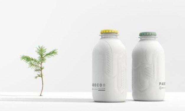 Coca-Cola avanza en el primer prototipo de botella de papel 100% reciclable