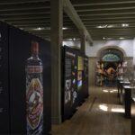El Diamante de Badalona, una exposición que celebra los 150 años de historia de Anís del Mono