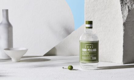 Four Pillars crea ginebra de hoja de olivo con Four Pillars Olive Leaf Gin