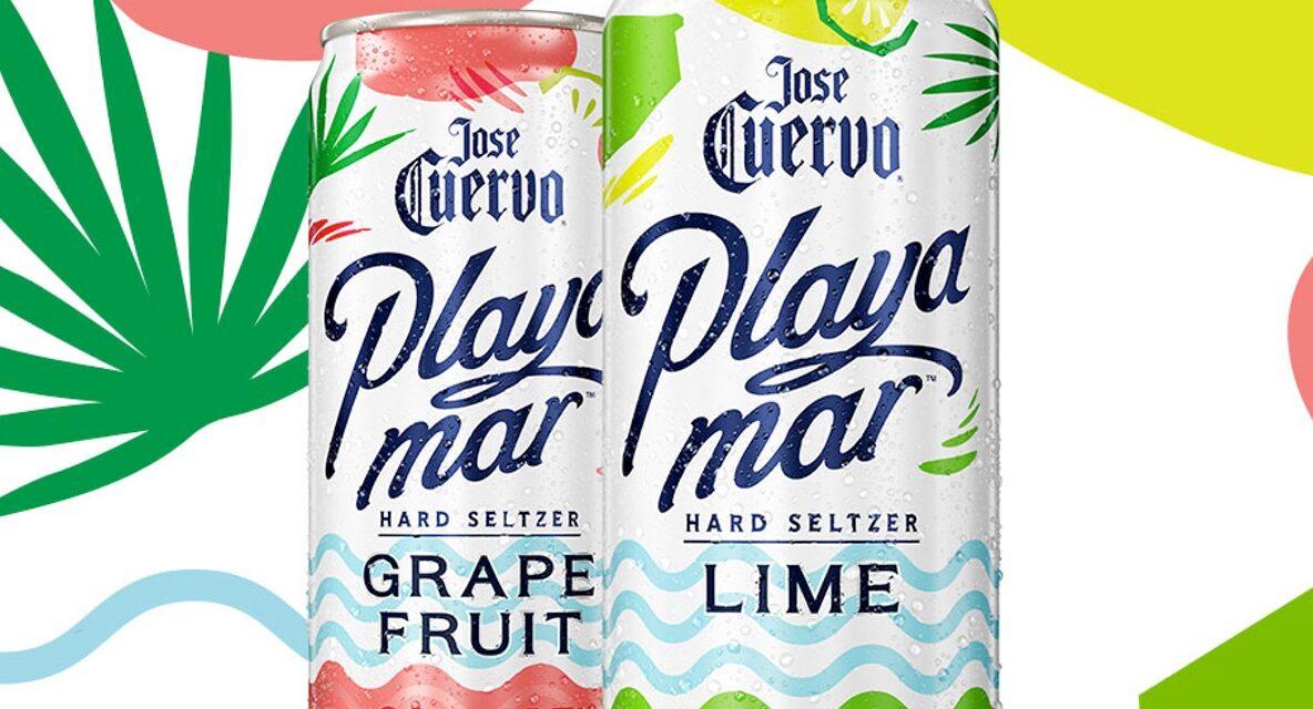 José Cuervo lanza hard seltzers a base de tequila con lima y pomelo