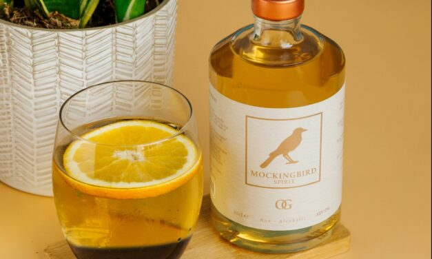 Mockingbird Spirit crea 'Tequila' sin alcohol, Mockingbird Alcohol Free Spirit