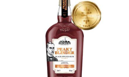 Las bebidas de Peaky Blinder presentan un nuevo aspecto