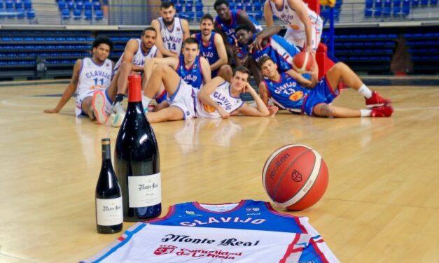 La legendaria marca de vinos Monte Real patrocinará a Reina Yogur Clavijo Club de Baloncesto