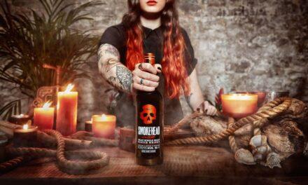 Smokehead lanza un whisky terminado en barril de ron, Smokehead Rum Rebel