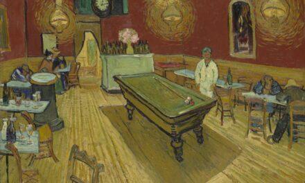 """""""El café de noche"""" (1888), de Vincent van Gogh"""