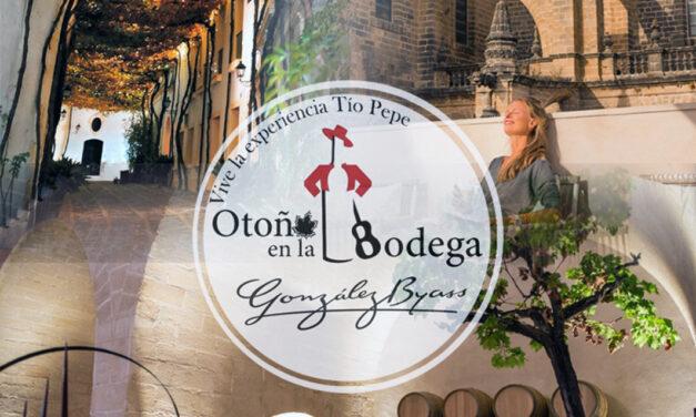 Enoturismo de otoño en las bodegas de Jerez con González Byass