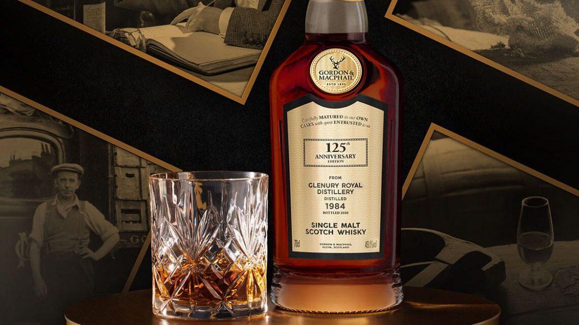 Gordon & MacPhail embotella whisky Coleburn de 47 años