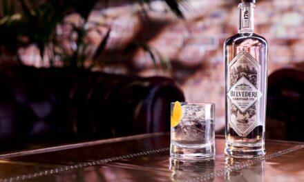 Belvedere crea Belvedere Heritage 176, una bebida espirituosa de centeno malteado