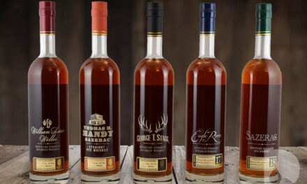 Buffalo Trace lanza 2020 Antique Collection