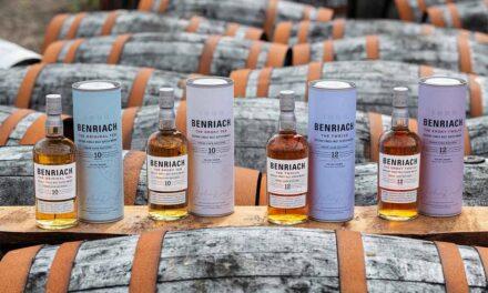 Benriach revela una nueva gama de whisky core y un nuevo diseño