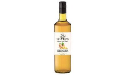 Beveland revela Glens Silver's Ginger Liqueur
