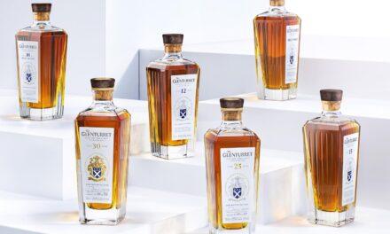 Glenturret revela la nueva línea de whisky core y su rediseño