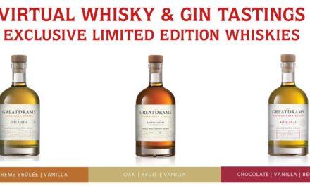 Great Drams lanza tres whiskies escoceses de edición limitada