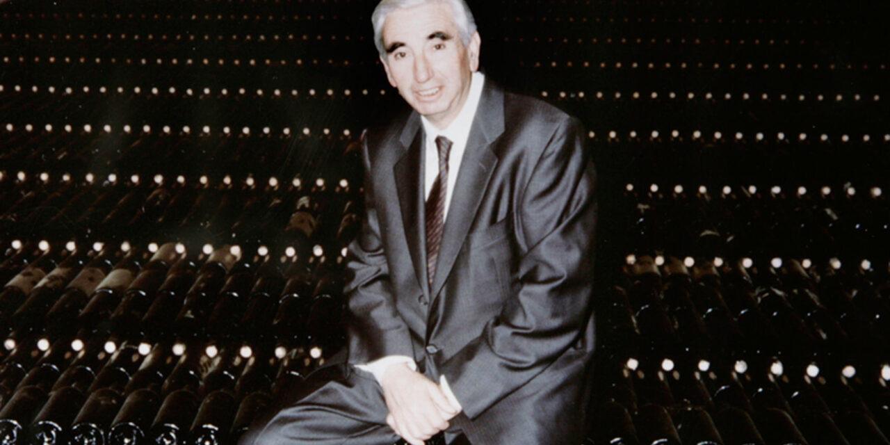 Fallece el creador del 'imperio' bodeguero Grupo Faustino, Julio Faustino Martínez