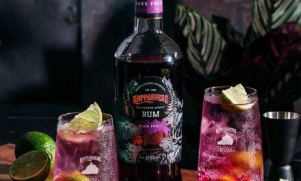 Kopparberg lanza Dark Fruit Spiced Rum