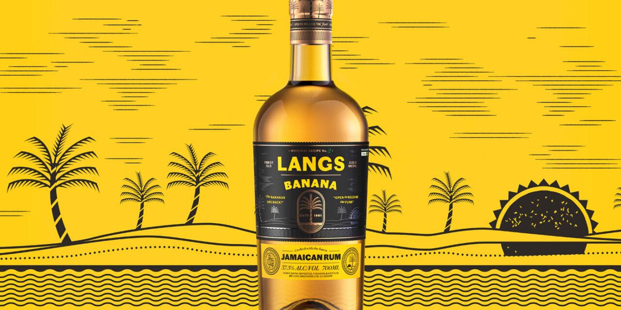 Ian Macleod trae el ron Langs de vuelta con Langs Banana Rum