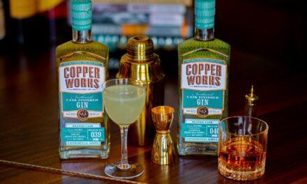 Copperworks envejece gin en barriles de Laphroaig y Caol Ila