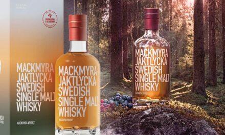 Mackmyra revela el whisky Jaktlycka de inspiración forestal