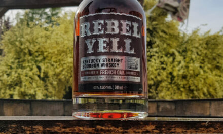 Rebel Yell lanza Rebel Yell Cognac Cask Finish, Bourbon terminado en barriles de coñac