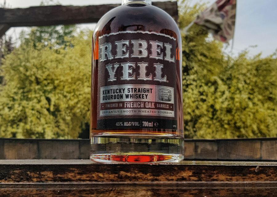 Rebel Yell lanza Rebel Yell Cognac Cask Finish, Bourbon terminado en barriles de coñac