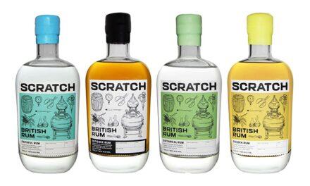 Scratch British Rum lanza el embotellamiento botánico